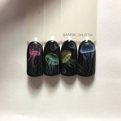 #naildesign #nailart #squidnailart