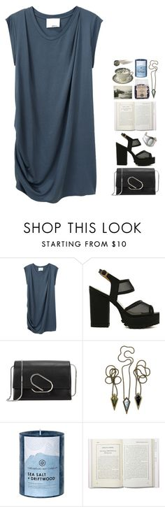 """In Awe of What's in Front of me..."" by blue999000 ❤ liked on Polyvore featuring 3.1 Phillip Lim, My Mum Made It, Chesapeake Bay Candle and Forever 21"