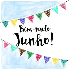 Mais um mês começa, e esperamos que seja maravilhoso para todos nós! Vem Junho! Seja muito bem-vindo! ❤ #junho #junhochegou #bemvindojunho #bomdia #vamoquevamo #novosventos #festajunina Party Quotes, Inspirational Phrases, Printable Quotes, Months In A Year, Cute Quotes, Decoration, Birthdays, Bullet Journal, Tapestry