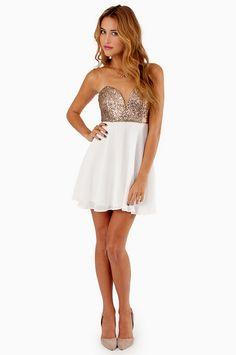 Brooke Dress ~ TOBI