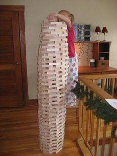 Keva Planks For Christmas-Our Most Favorite Toy Of All Time