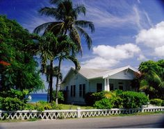 Old home near Parrot's Landing, George Town. Cayman Islands