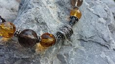 Discover your inner Queen! AAA quality healing gemstones and Healing Gemstones, Jewelry Design, Unique Jewelry, Smoky Quartz, Royalty, Beaded Bracelets, Queen, Sterling Silver, Trending Outfits