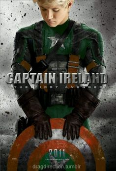 Captain Ireland <3