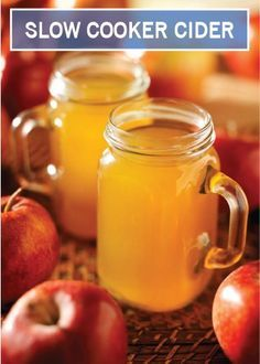 This Homemade Apple Cider recipe is a tried-and-true slow cooker treat you can make in just 3 simple steps. It's a hot and kid-friendly drink that's perfect for cozy winter nights by the fire or as an after-Thanksgiving treat.