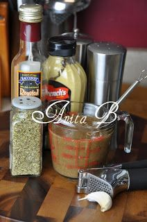 Scarsdale Diet Recipes: Scarsdale Diet Salad Dressing