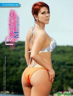Regina Murguía Para TvNotas x4 HQ | FamosasMex