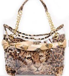 Hot And Trendy Leopard Handbag Summer 2014