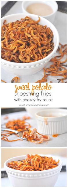 Sweet Potato Shoestr