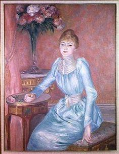 Pierre-Auguste Renoir - Madame de Bonnieres