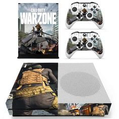 War Zone Xbox one S Skin | Xbox one S cover – Console skins world Console Styling, Xbox One S, War, Cover, Slipcovers, Blankets, Console Table Styling