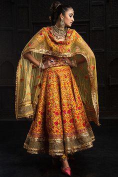 Embroidery is beautiful Couture - Tarun Tahiliani Tarun Tahiliani