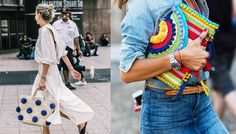 Italian high-end fashion house Dolce & Gabbana had a mad riot of a heeled black boot covered in multi-coloured pom-poms for its Spring Summer 2016 collection, while high-street retailers such as Spanish brand Zara slapped the pom-pom balls on everything from bags to shoes to clothes.
