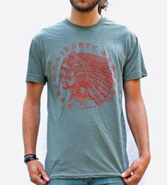 The Liberty Men's T-Shirt by The Local Branch on Scoutmob Shoppe