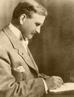 """L. Frank Baum: author of: """"The Wonderful Wizard of Oz"""" novel that The Wizard of Oz movie was based on."""