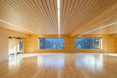Gymnase-salle de danse