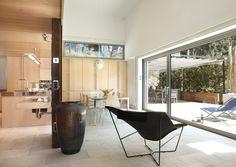 Vivienda Unifamiliar en Tamariu, Girona Conference Room, Kitchen, Table, Furniture, Home Decor, Ideas, Corten Steel, Ground Floor, Cubes