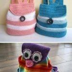 Örgü Çocuk Çanta Modelleri - Mimuu.com Baby Shoes, Slippers, Knitting, Kids, Clothes, Fashion, Crochet Purses, Crochet Bags, Clothing