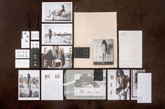 Layout and editorial design