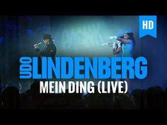Udo Lindenberg - Mein Ding (Live aus der DVD Ich Mach Mein Ding) - YouTube