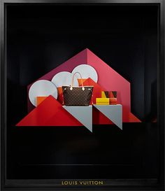 """LOUIS VUITTON.Paris,France, """"All shapes and sizes"""", pinned by Ton van der Veer"""