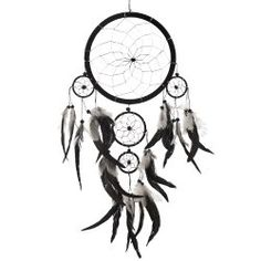 This dream catcher looks incredibly beautiful! I remember when I was a kid I frequently had nightmares. Later that week, my grandmother gave me one of my most treasured gifts: a dream catcher. She told me that it would catch my nightmares and that they would disappear in the morning light. I'm now in my mid-twenties and still have the dream catcher my grandmother gave me hanging above my bed.