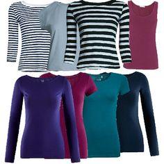 Basics tops. Long sleeve. Short. Tank. Soft summer. Basic wardrobe.