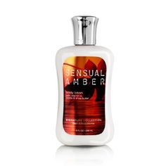 Bath Body Works Sensual Amber 8.0 Oz Body Lotion *** Click image to review more details. (This is an Amazon Affiliate link)
