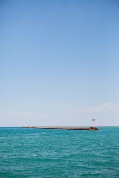 Chicago... Lake Michigan
