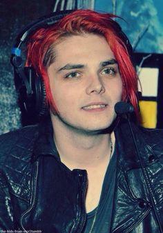 Gerard way is gorgeous.