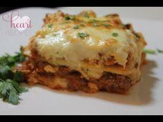Lasagna Recipe - How to make the best lasagna - I Heart Recipes
