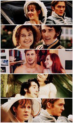 Lydia and Wickham - All Things Jane Austen