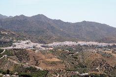 andulusian spain | Frigiliana, Andalucia, Spain.