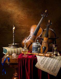 Musique ~ Instruments anciens ~ Kevin Best