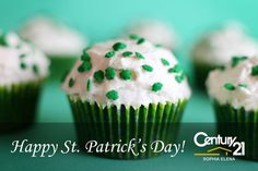 Happy St. Patrick's Day! #HappyStPatricksDay #CENTURY21