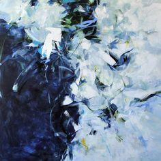 Adrift Blue II by Susan Morosky