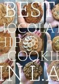 Best Chocolate Chip Cookies in L.A. - would be fun to check off all of these! chocolate chips, chocolates, cupcakes, food, california, chocol chip, chip cooki, cookies, cashmere