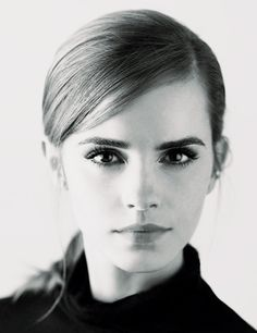 Emma Watson – love the hair and she is just soooo beautiful!
