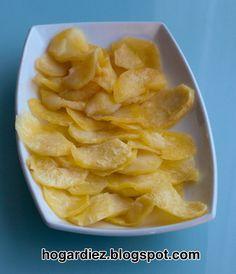 Hogar diez: Patatas fritas rápidas microondas Microwave Recipes, Kitchen Recipes, Microwave Food, Diabetic Recipes, Healthy Recipes, Great Recipes, Snack Recipes, Food Vans, Four Micro Onde