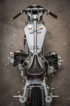 'L'Etonnante' '55 BMW Sprint Racer - St Brooklyn Motorcycles - Pipeburn.com
