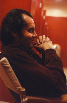 "Jack Nicholson as Jack Torrance in ""The Shining"" (1980)."