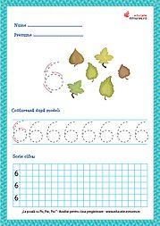 Fișe de lucru - Scrierea cifrelor și a numerelor Numbers Preschool, Preschool Activities, Thing 1, Diagram, Teaching, Math, Ely, Dental, David