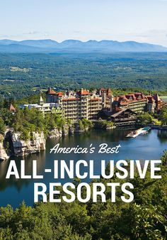 The Best Allinclusive Resorts In The USA Inclusive Resorts - Vacations in usa