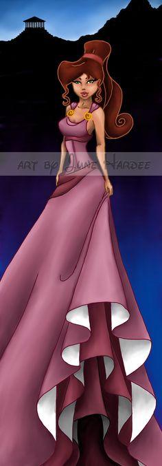 Megara by June Hardee [©2009]
