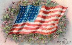 Little Birdie Blessings: Patriotic Vintage Freebies