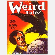 The Raven  #vintage #retro #poe #poster