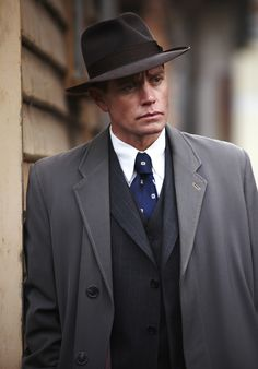 Miss Fishers Murder Mysteries' Detective Jack Robinson. He has the best voice
