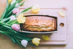 Easy Lemon Loaf Recipe: https://yamainthekitchen.wordpress.com/blog/