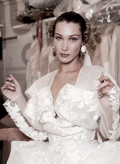 Girl Celebrities, Celebs, Going Out, One Shoulder Wedding Dress, Chloe, Celebrity Style, Runway, Stylists, Wedding Dresses