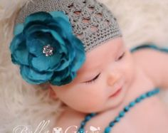 VENTA gorro gris fotografía apoyo infantil por CelesteandCompany